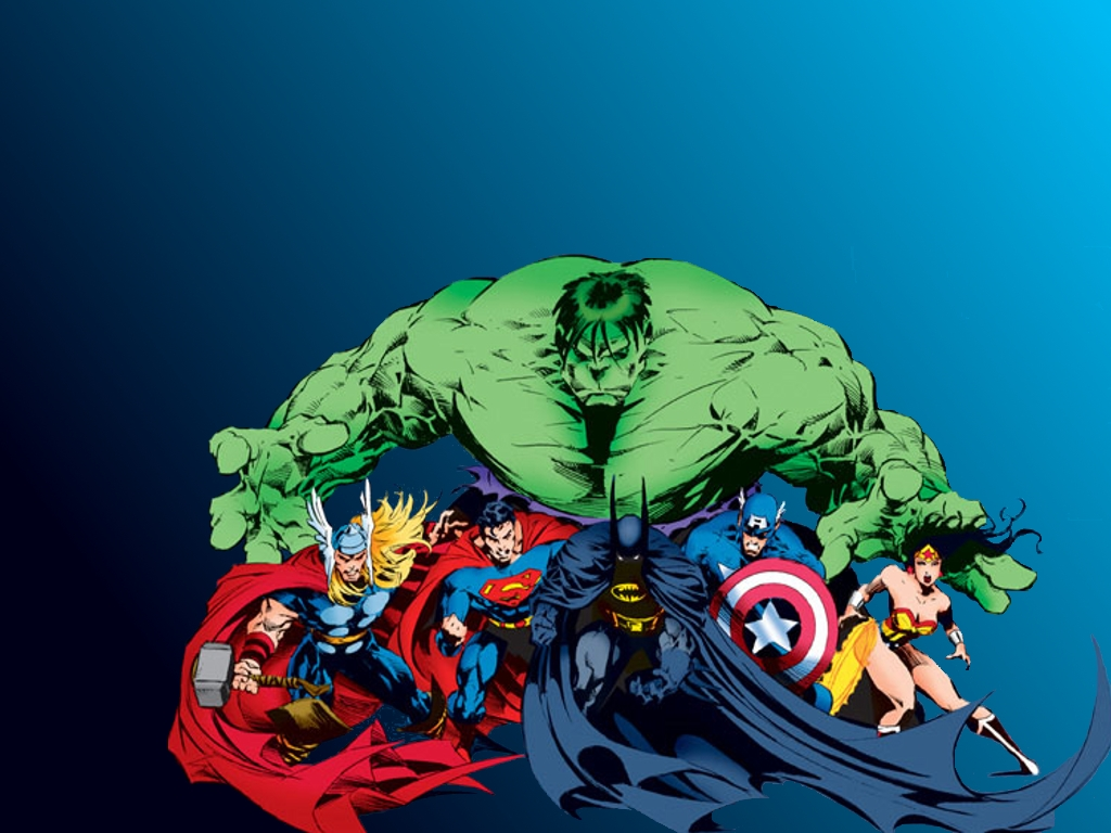 is marvel planning on teaming the hulk with captain