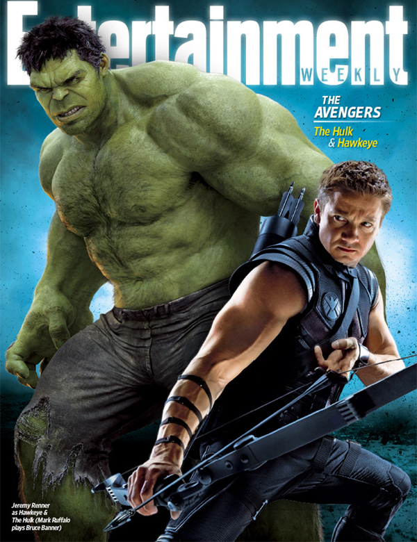 The Hulk and Hawkeye to Have Larger Roles in 'Avengers ...